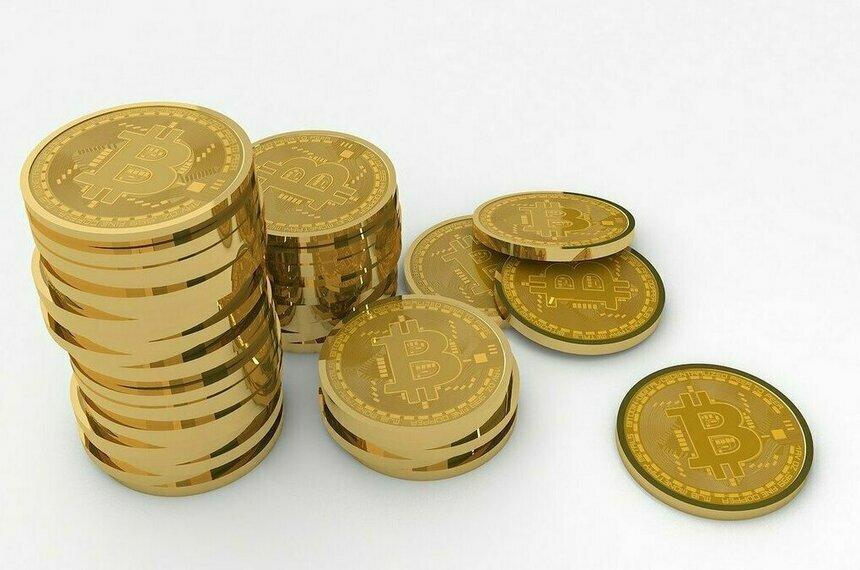 Стоимость биткоина упала ниже 40 тысяч долларов