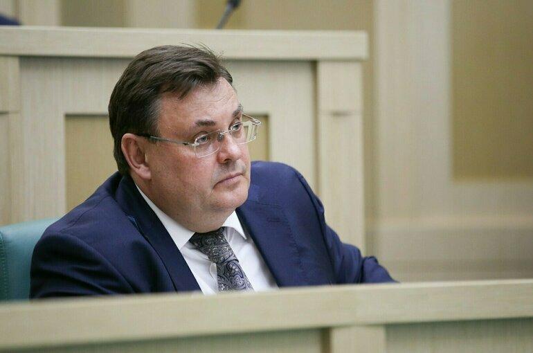 Чуйченко заявил о необходимости всеобщей конвенции в сфере здравоохранения