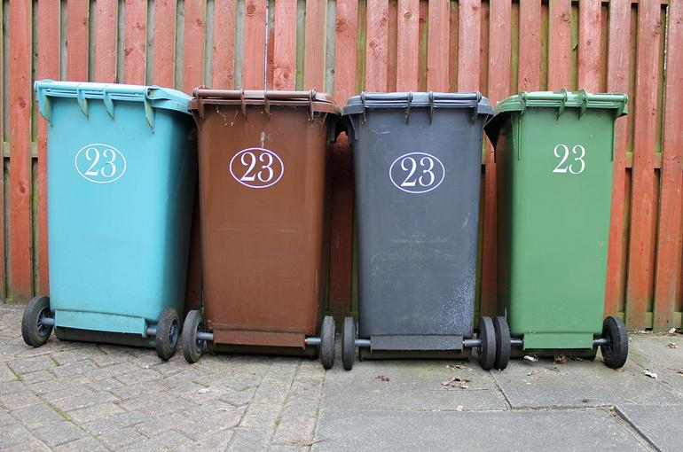 Парковка возле мусорки в Приморском крае грозит штрафом
