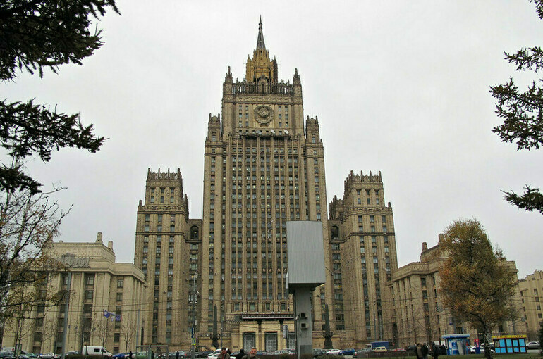 В МИД назвали возможным критерием недружественности отношение стран к мемориалам России