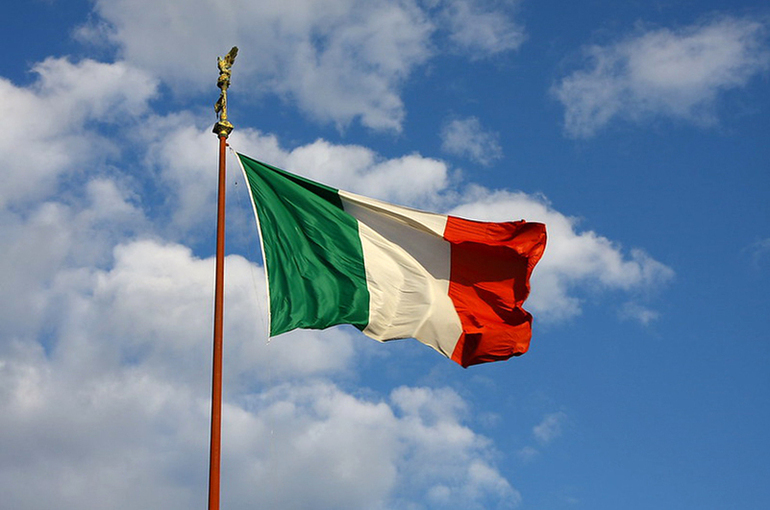 В Италии за сутки выявили 5741 случай COVID-19