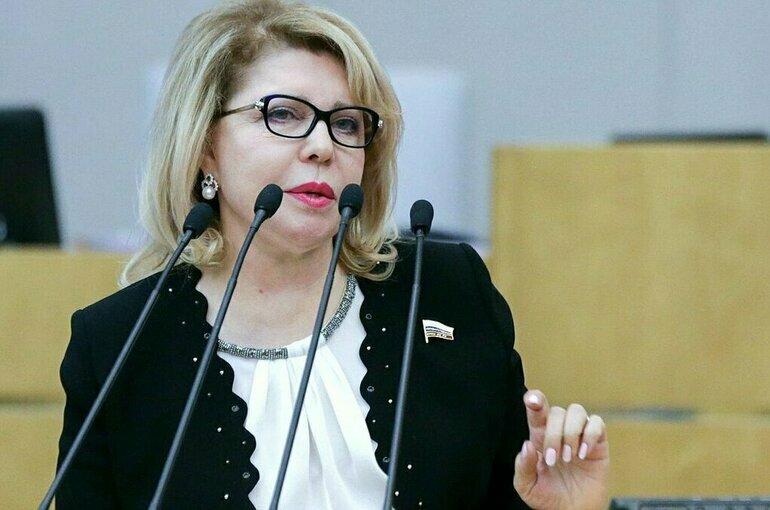 Панина назвала законопроект США о статусе Крыма выстрелом в пустоту