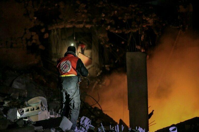 Режим прекращения огня в секторе Газа вступил в силу