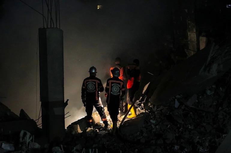 Нетаньяху: мощный удар Израиля изменил баланс сил в секторе Газа