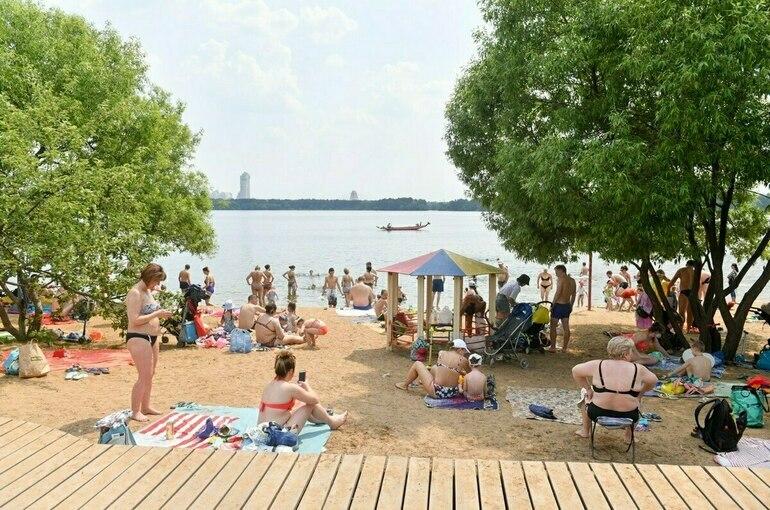 В России летом откроют более трёх тысяч пляжей
