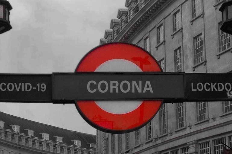 В Британии выявили новый штамм коронавируса