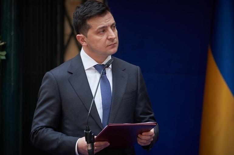 Украина бессрочно продлила санкции против лидеров Донбасса и Крыма