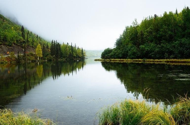 Откуда текут неполноводные реки