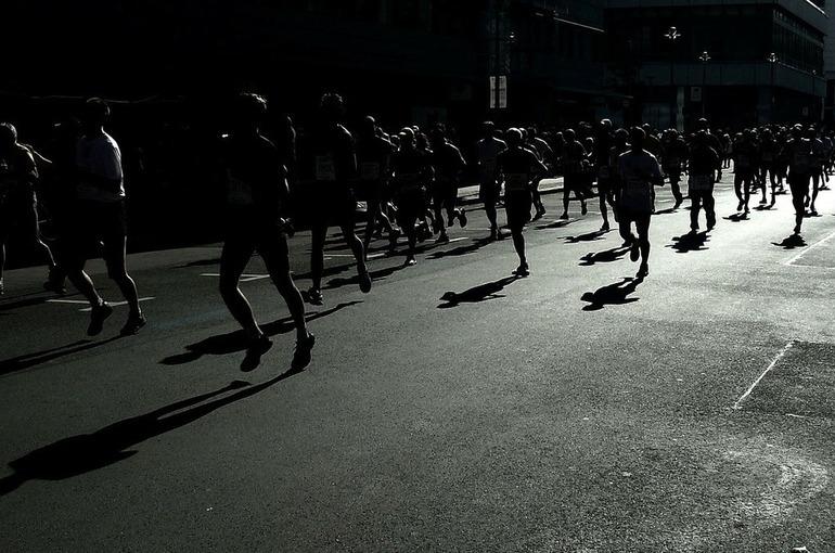 Более 20 человек погибли во время марафона в Китае