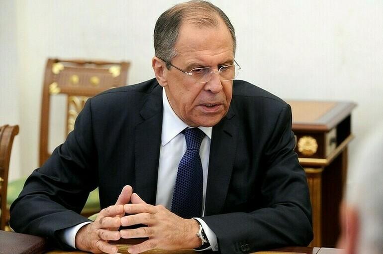 Лавров: Россия позитивно относится к идее проведения саммита с США