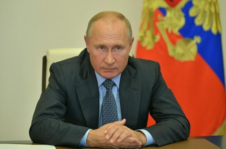 Путин готов обсуждать с Зеленским приграничное сотрудничество