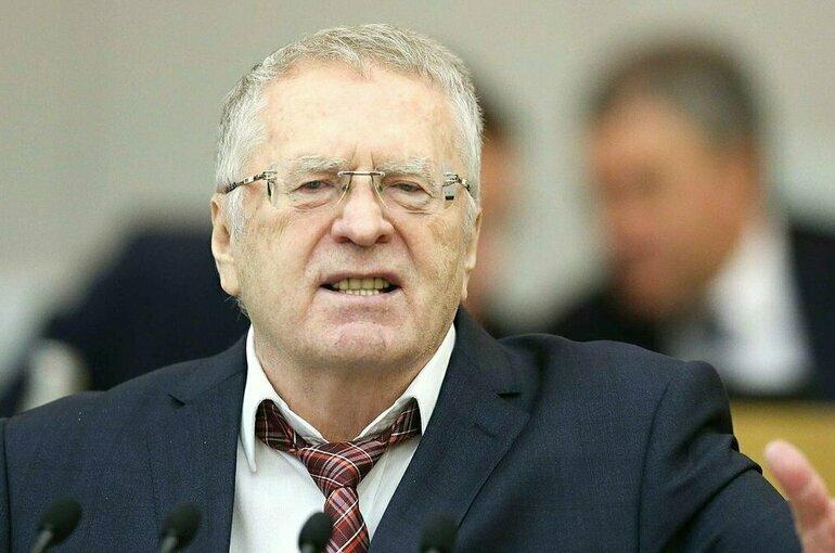 Жириновский оценил итоги выступления Манижи на «Евровидении»