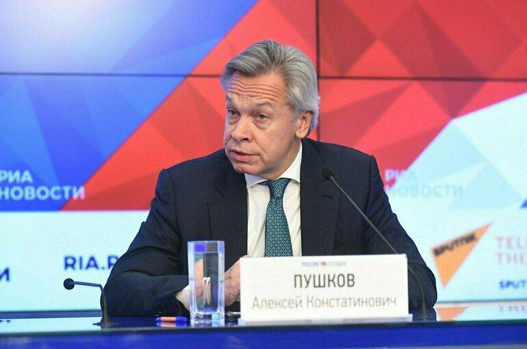 Пушков: иск Google политизирует отношения с Роскомнадзором перед выборами