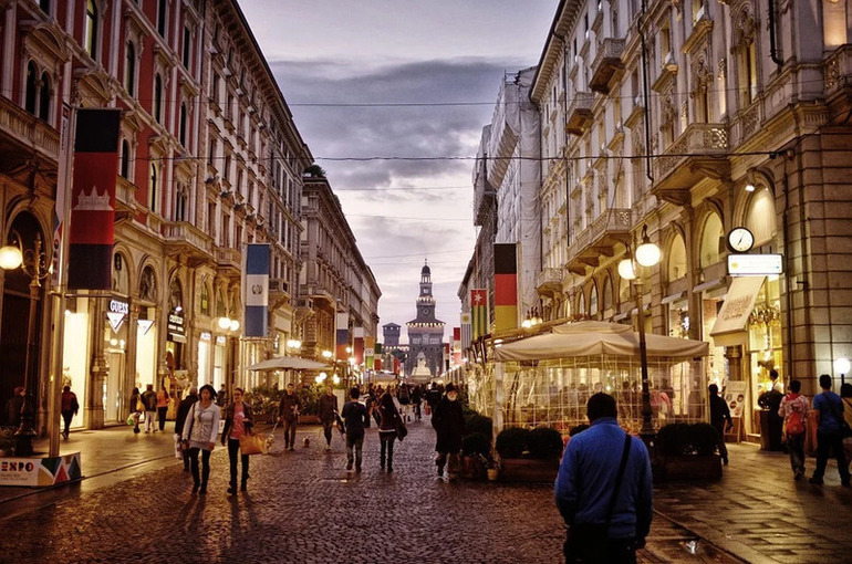 Более 171 тысячи итальянцев заразились COVID-19 на работе