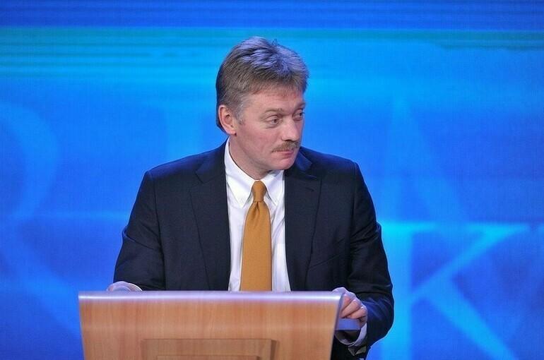 Путин и Байден могут обсудить контроль над вооружениями, сообщил Песков