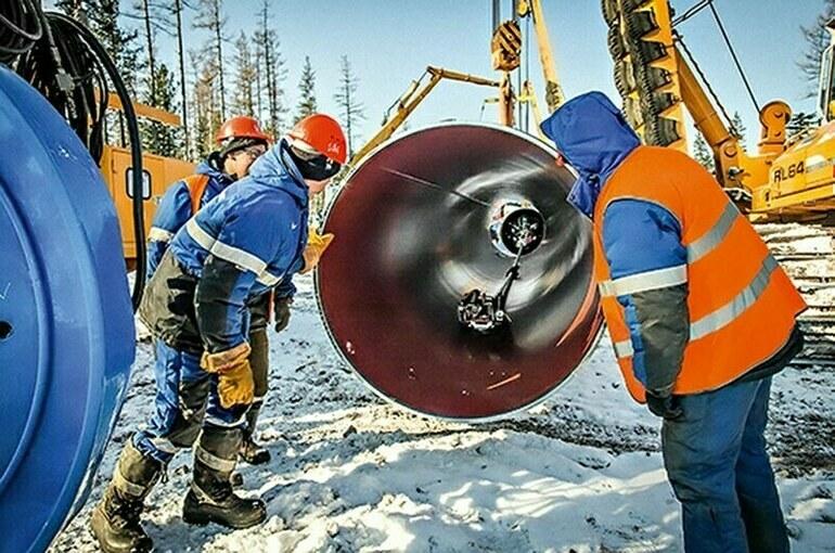 Строительство газопроводов между населёнными пунктами хотят упростить