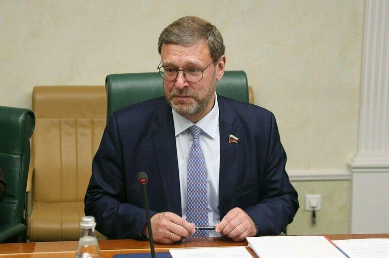 Косачев отметил противоречия в действиях властей США по итогам штурма Капитолия