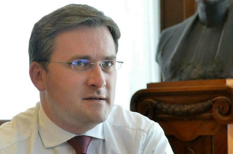 Глава МИД Сербии рассказал о преимуществах многовекторной внешней политики