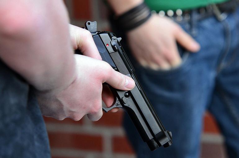 Проект об ужесточении правил оборота оружия прошёл первое чтение