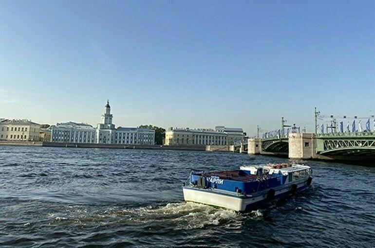 Санкт-Петербургу исполняется 318 лет