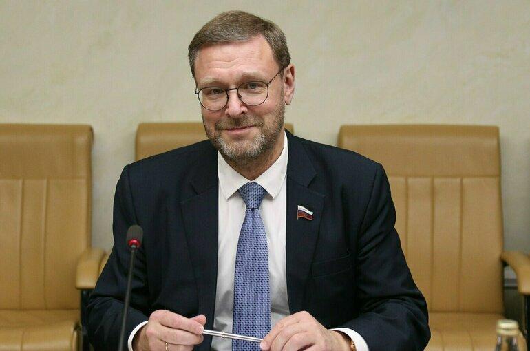 Косачев назвал одну из причин кризиса в отношениях с Западом