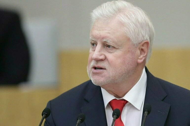 Миронов призвал «Газпром» перед стройкой супернебоскрёба завершить газификацию села