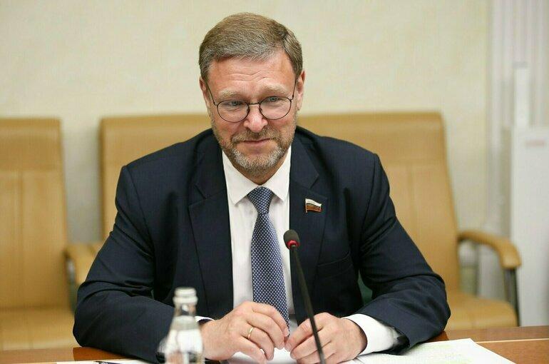 Косачев: Россия должна активнее включиться в международную климатическую повестку