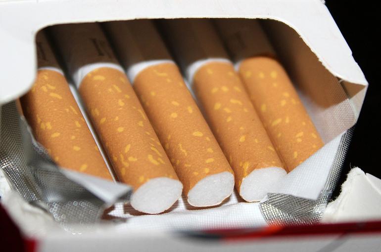 Законопроект об уничтожении нелегальных сигарет рассмотрят в осеннюю сессию
