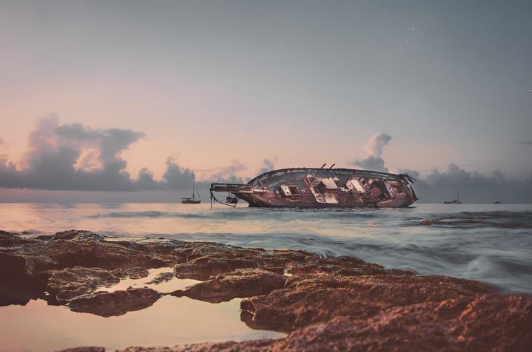 В Арктике ликвидируют «кладбище затонувших кораблей»