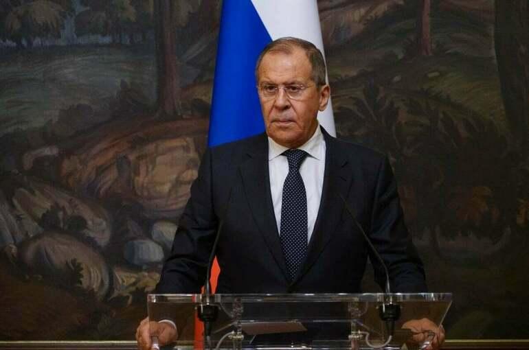 Лавров оценил предложение Кравчука перенести переговоры по Донбассу из Минска