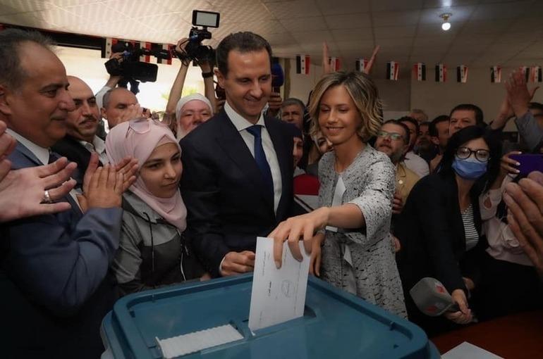 Башар Асад набрал более 95% голосов на выборах президента Сирии