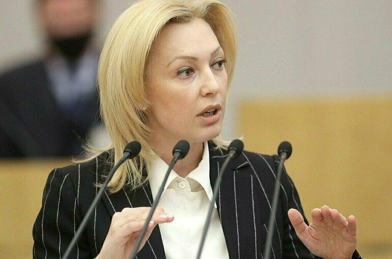 Тимофеева: Госдума оперативно подключится к работе над проектом о запрете пластика