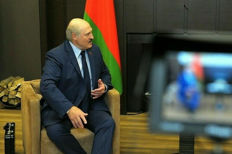 Лукашенко пообещал показать Путину «некоторые документы» по инциденту с рейсом Ryanair