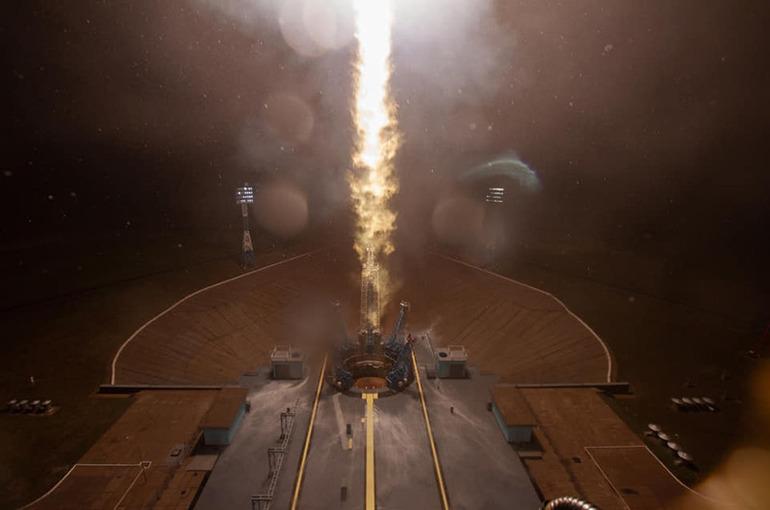 Роскосмос: очередные 36 спутников OneWeb выведены на орбиту