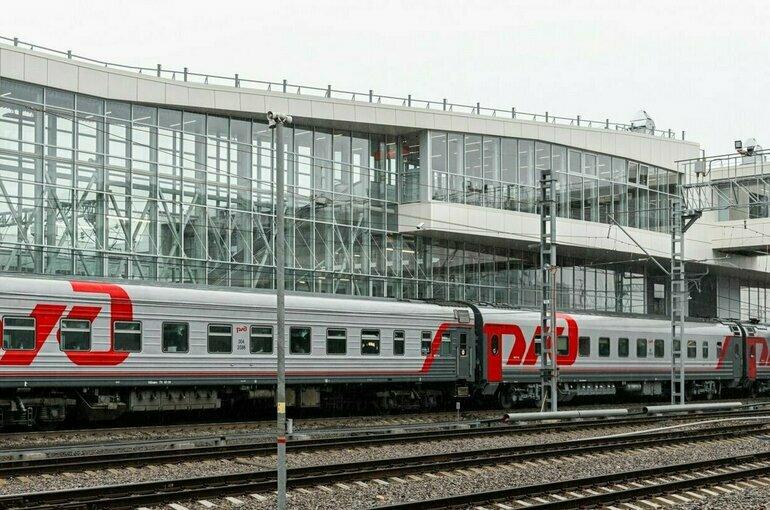 На востоке Москвы открылся десятый железнодорожный вокзал
