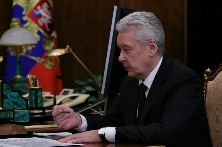 Собянин: весенний рост заболеваемости коронавирусом в Москве был сезонным