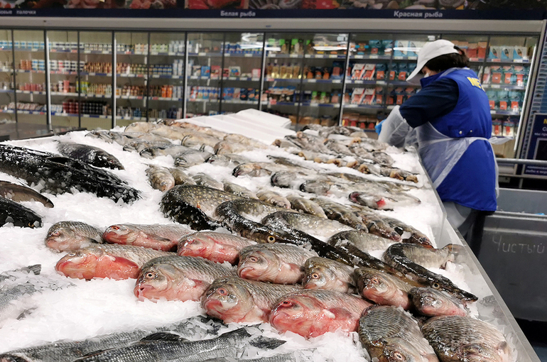 Когда в России подешевеет рыба