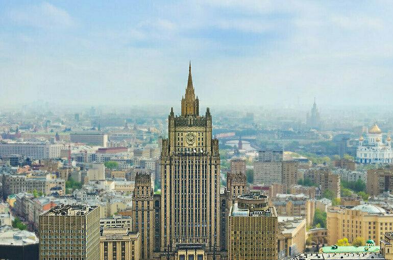В МИД России опасаются вовлечения SWIFT в «санкционную спираль»