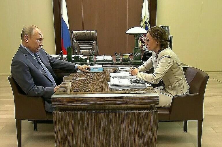 Кузнецова: число преступлений против детей в России снизилось на 9,1%
