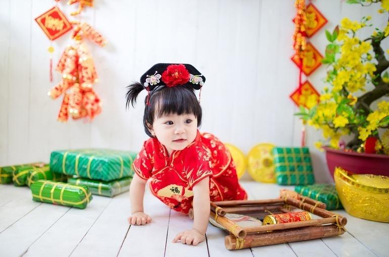 Семьям в Китае разрешили иметь трёх детей