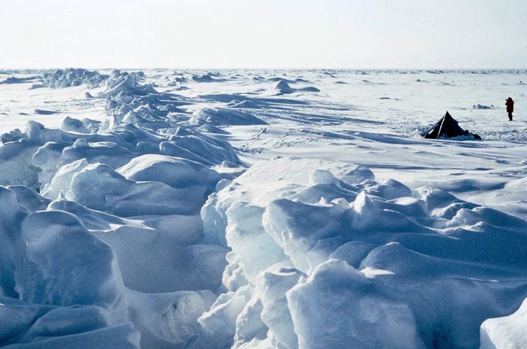 Когда переименуют Северный Ледовитый