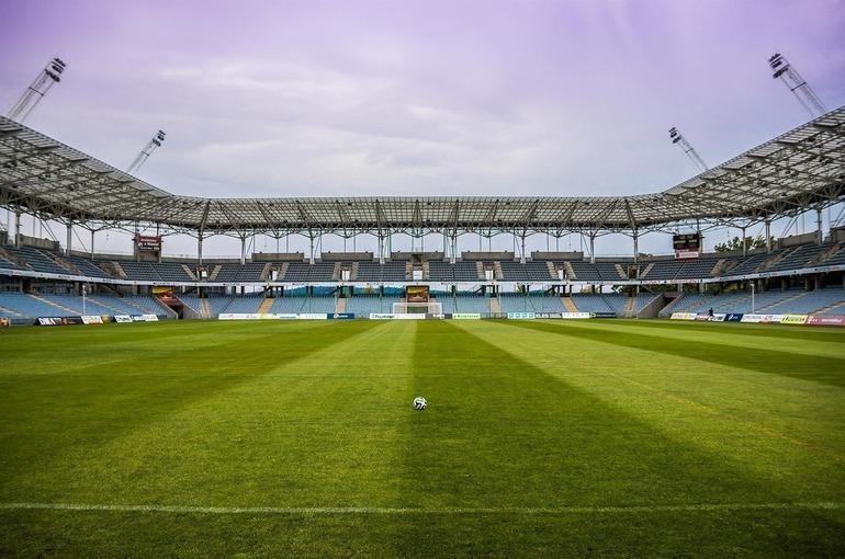В Чебоксарах началась реконструкция стадиона «Волга»