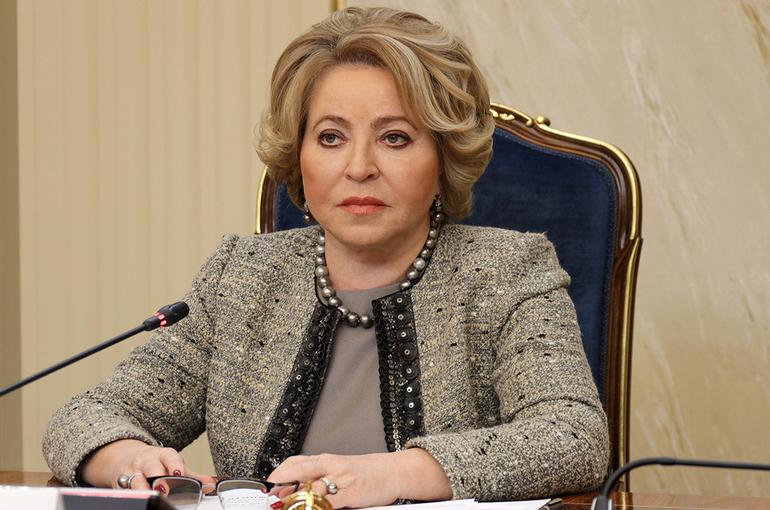 Матвиенко рассказала о системе выявления в стране талантливых детей