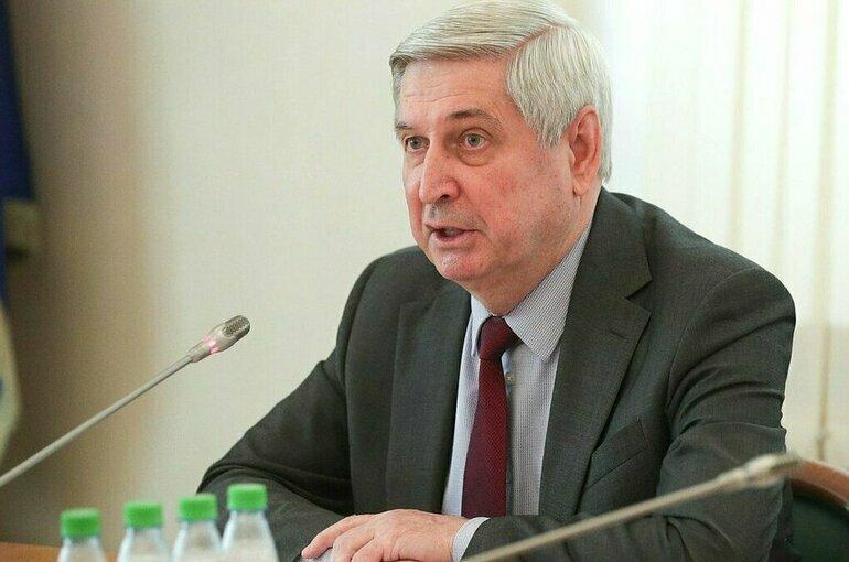 Мельников рассказал о пути сближения России и Китая