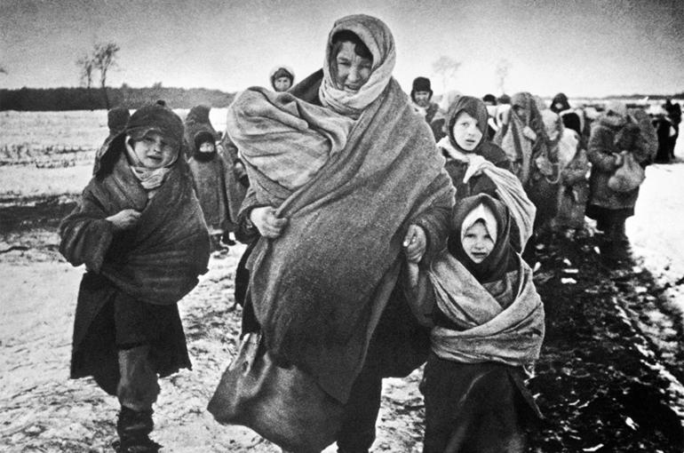 Сенаторы предлагают признать убийства мирного населения СССР в годы войны геноцидом