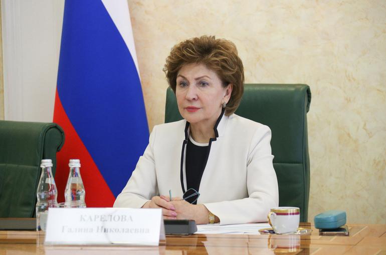 Карелова прокомментировала проект о сохранении пенсии подросткам с инвалидностью при летней работе