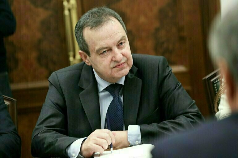Дачич: Россия и Сербия всегда будут поддерживать друг друга