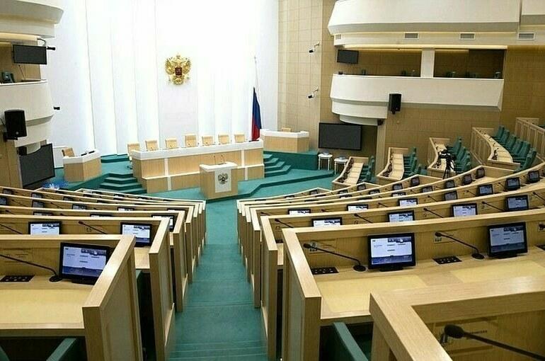 Сенаторы рассмотрят вопрос о выходе России из Договора по открытому небу