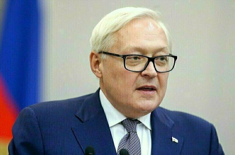 Россия готовит распоряжение о денонсации меморандума с США об открытой суше, сообщил Рябков