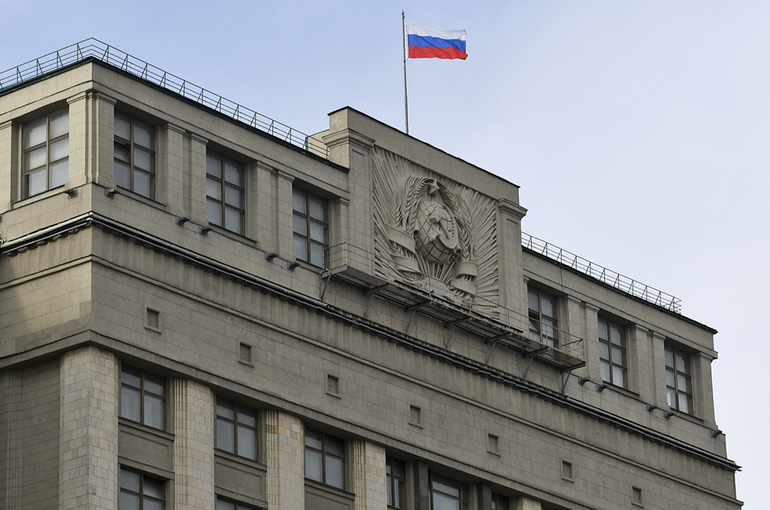 Госдума приняла закон о регулировании деятельности управляющих иностранных структур